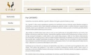 capsinfo